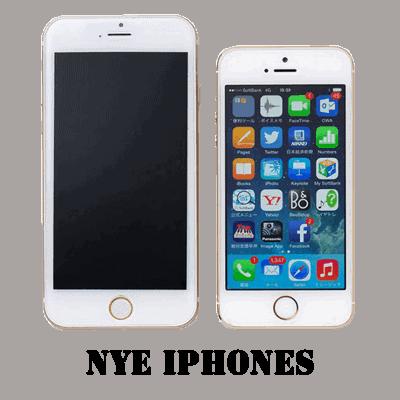 Nye iPhones