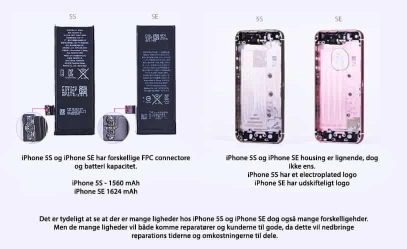 billig iphone reservedele