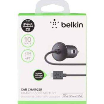Belkin billader fast ledning