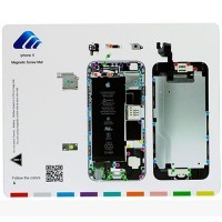 iPhone 6G Skrueplade Magnetisk