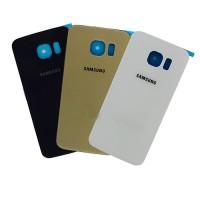 Samsung Galaxy S6 Edge Bagside Glas