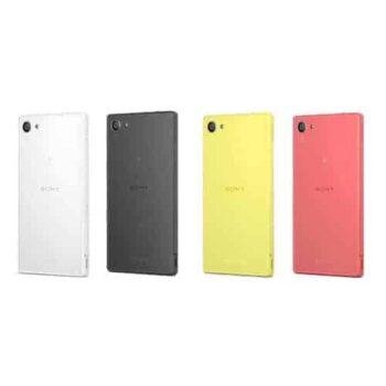 Sony Xperia Z5 Compact Flere Farver