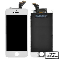 iPhone 6 - Orignal/Digitizer Hvid